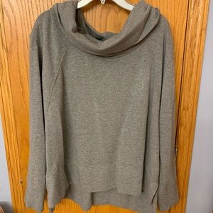 Cowlneck sweater from Nordstrom
